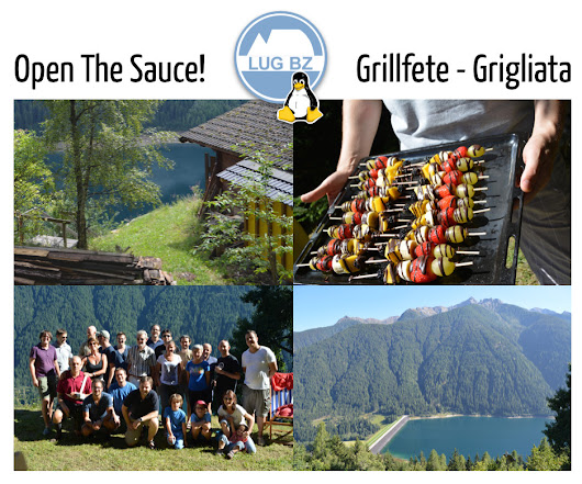 Grillfete im Ultental - Grigliata in Val d'Ultimo - LUGBZ
