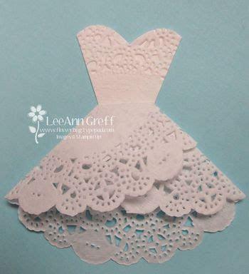Doily Wedding Dress Tutorial   Flowerbug's Inkspot