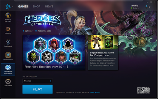 Blizzard's Heroes of the Storm On Linux Via Wine