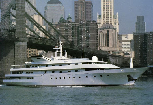 Serial yacht owners: Trump princess - Yacht Harbour