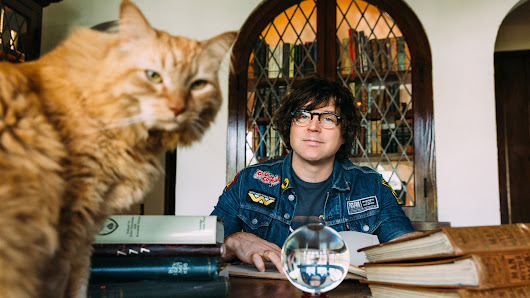 First Listen: Ryan Adams, 'Prisoner'