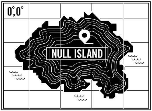 The Geographical Oddity of Null Island | Worlds Revealed: Geography & Maps at The Library Of Congress