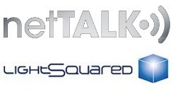 NetTalk and LightSquared