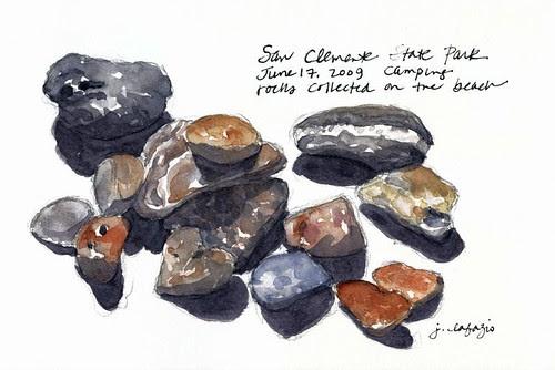 clemente rocks