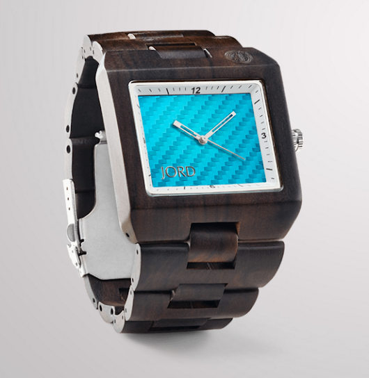 Wood Watch Envy: Jord Delmar Drift Series - Street-Fashion.net