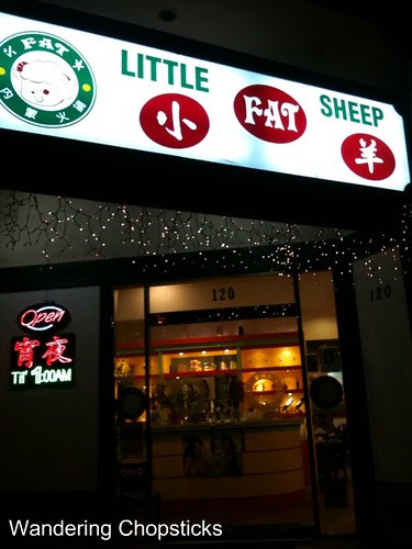 Little Fat Sheep - Monterey Park 1