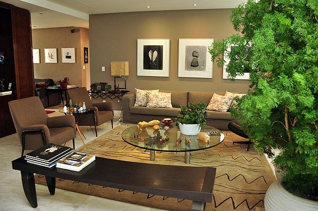 Resultado de imagem para folhas verdes na decoração de salas e cozinhas