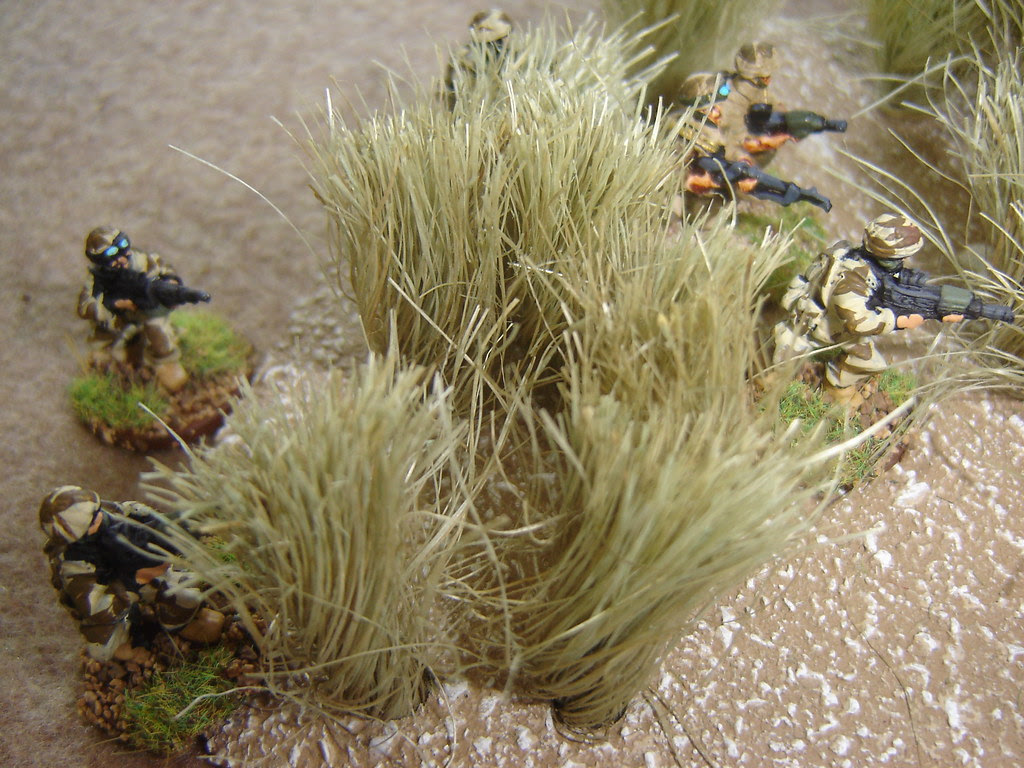 GPMG advances on right flank