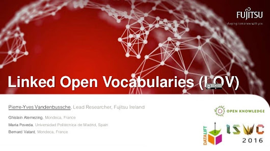 Linked Open Vocabularies (LOV)