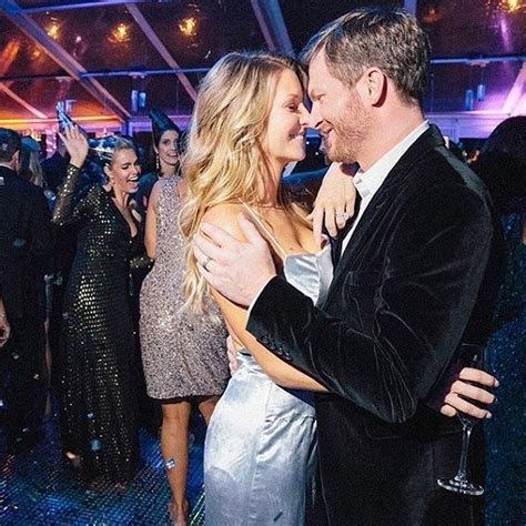 Dale Earnhardt Jr.'s Wedding is a New Year's Eve Bride's