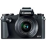 Canon - PowerShot G1 X Mark III 24.2-Megapixel Digital Camera - Black
