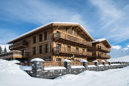 Alpine charm meets contemporary sparkle at the ultra-luxury Chalet N, Oberlech -