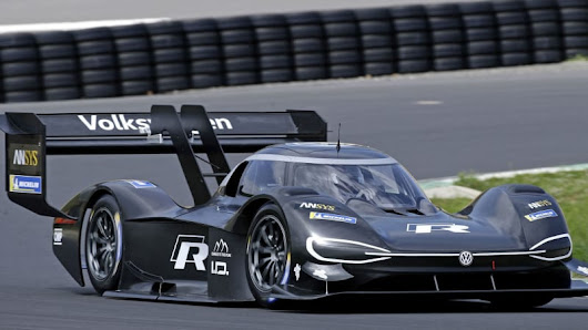 Volkswagen I.D. R Pikes Peak has its first outing with Romain Dumas