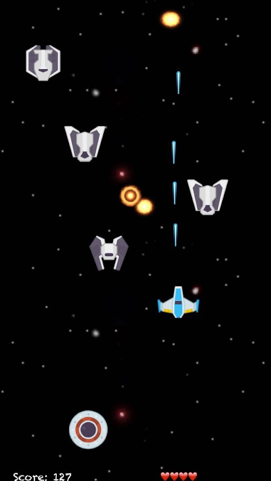 Adventures in Swift: Making a blasting shoot'em up