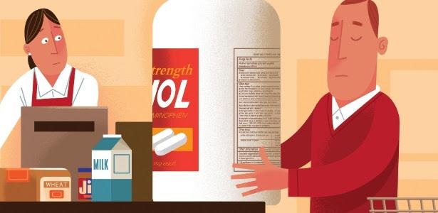 Remédios sem prescrição médica são convenientes, mas podem causar problemas
