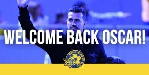 Wellcome Back and Goodbye Oscar!