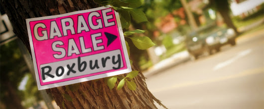 Roxbury Area Chamber of Commerce's 5th Annual Town-wide Garage Sale