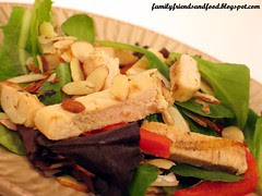 lemon chicken salad