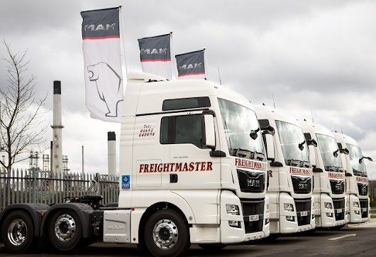 Transport specialists turn to MAN for uniformity of fleet