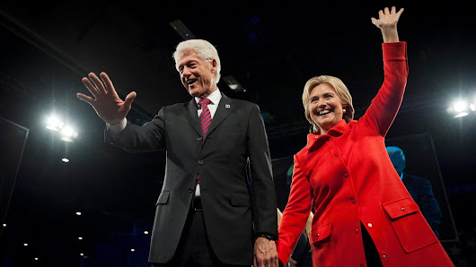 Bill Clinton may backfire as Hillary's 'secret weapon' - MarketWatch