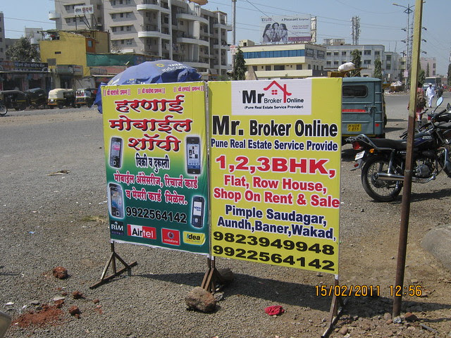 Anil - Mr. Broker Online, 98239 49948 - 99225 6414, at Kalewadi Phata Chowk, Buy - Rent - Sell, 1 BHK - 2 BHK - 3BHK Flat, Row House, Shop - at Pimple Saudagar, Pmple Nilakh, Pimple Gurav, Wakad, Aundh Annexe, Baner, Pune!