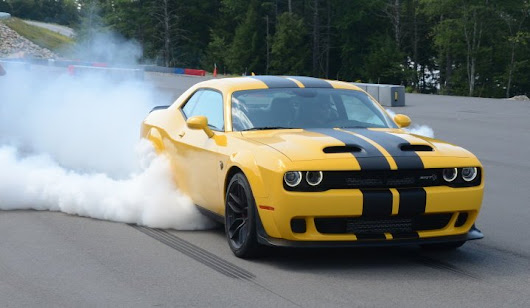 Redeye First Drive: Demon power, Hellcat handling and comfort