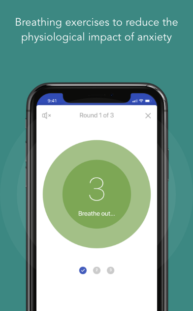 Breathing Exercises For Anxiety Nhs - Etuttor