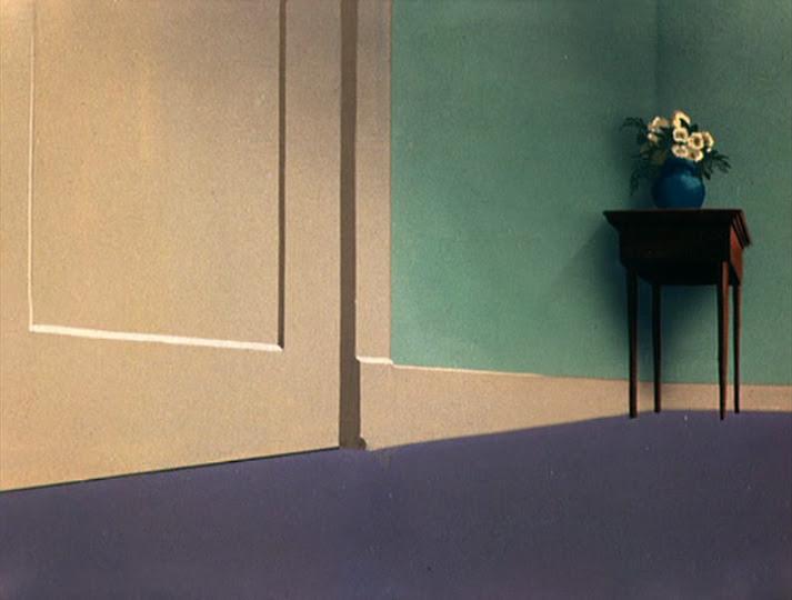 Room and Bird, 1950 Tweety, Warner Brothers