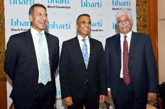 Bharti may trim stake in Infratel-Indus - ET Telecom