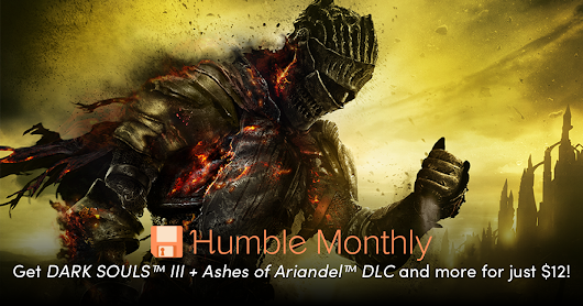 March 2018 Humble Monthly