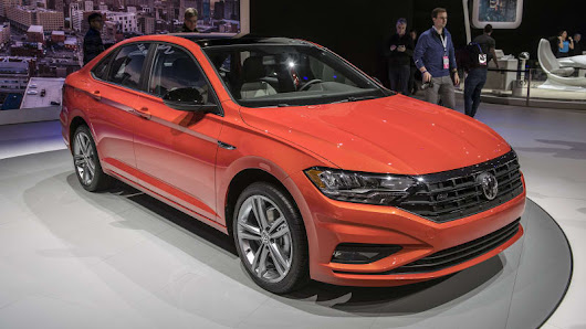 2019 VW Jetta revealed | More tech, less Teutonic - Autoblog