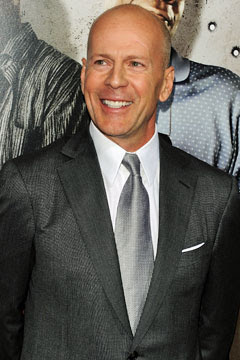 bruce willis perfume with health & beauty systems