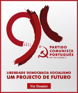 90º Aniversário PCP