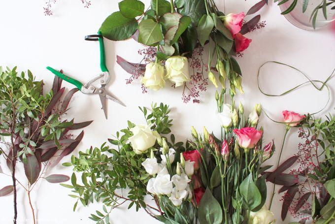 Blumen, Flowers, Lisianthus, Toll was Blumen machen