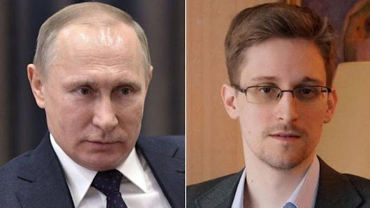 From Russia with Love, Take Edward Snowden - Movie TV Tech Geeks News