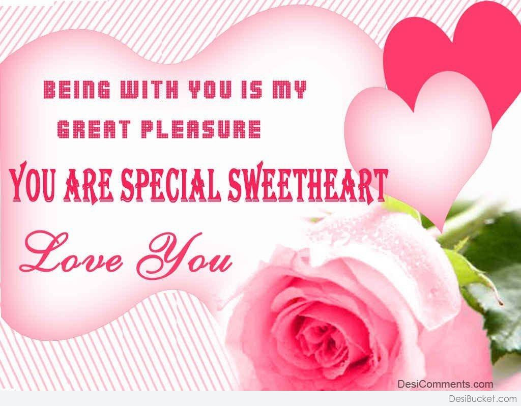 Quotes About My Sweetheart 42 Quotes