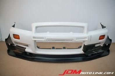 Top Notch Auto Sales >> JDM Auto Link: BNR34 Front Bumper with Auto Select & Nismo ...