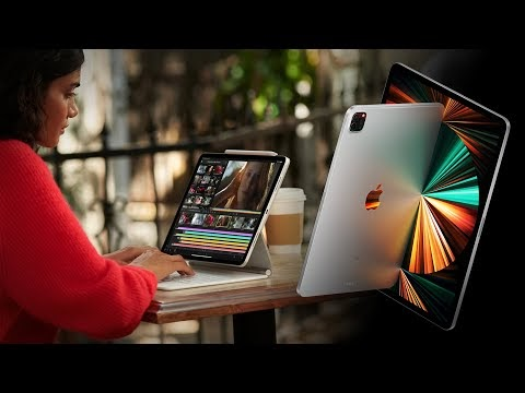 iPad Pro 2021 - Best New Features....