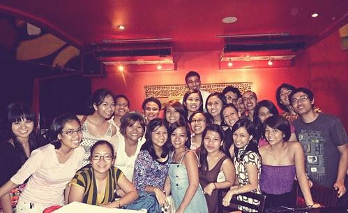 MBB 2009 Reunion: Little Asia, Tomas Morato, Quezon City