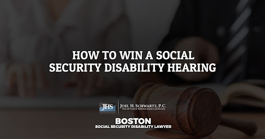 How to Win a Social Security Disability Hearing | CLICK HERE