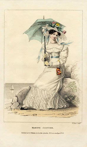 Seaside Dress, Summer 1826