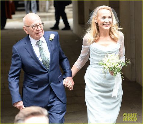Jerry Hall Murdoch Wedding Pictures   impremedia.net
