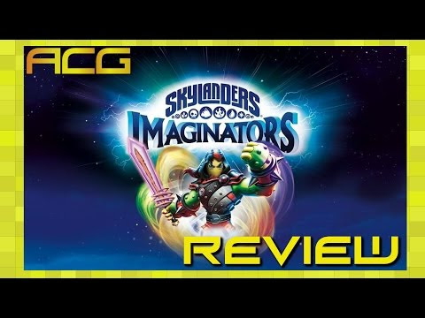Skylanders Imaginators Released!