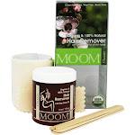 Moom Organic Hair Removal Kit with Tea Tree Oil