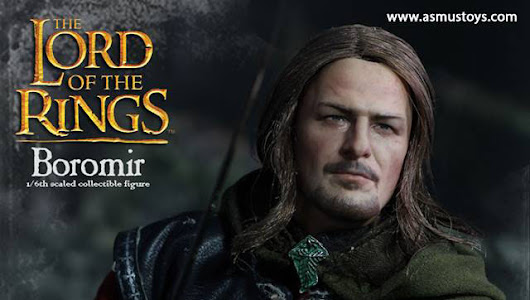"[Info e Preordini] Asmus Toys: Boromir ""Lord of the Rings"" - Gokin.it by MetalRobot"