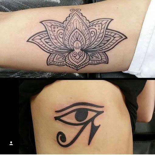 Egyptian Eye Of Ra Tattoo Best Tattoo Ideas Gallery