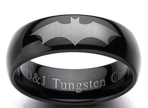 1000  images about Batman rings on Pinterest   Wedding