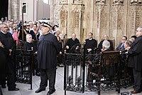 El Tribunal amb autoritats