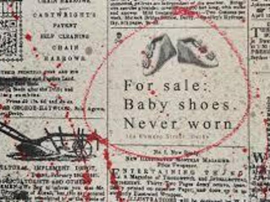 Baby Shoes: A Flash Fiction Anthology