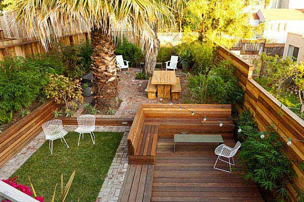 Pinterest Small Backyard small backyard ideas for design gardening ideas pinterest - backyard